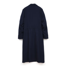 Load image into Gallery viewer, Haversack Wool Coat Navy - 471813/59