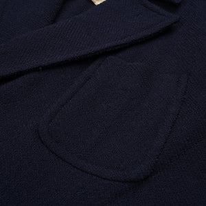 Haversack Wool Coat Navy - 471813/59