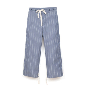 Haversack | High Density Oxford Pants Blue 861830-59 - Concrete