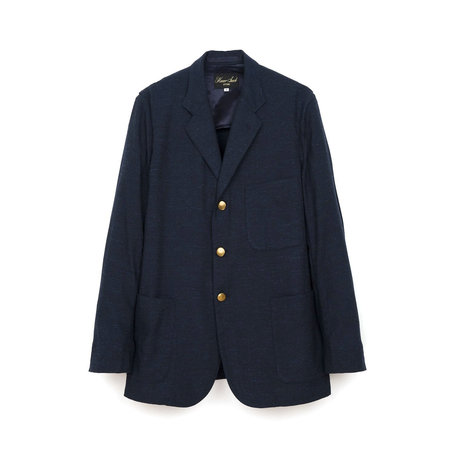 Haversack Nep Twill Jacket Navy - 871810/59