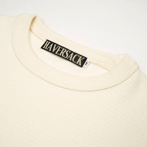 Haversack Cut & Sew Cream - 811920/1
