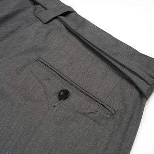 Haversack Pants Charcoal - 861924/4