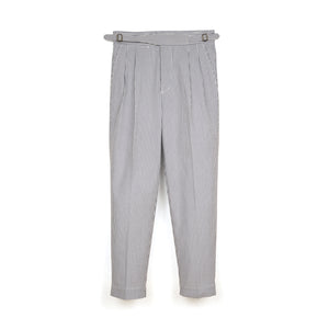 Haversack | Pants White / Blue 861921-50 - Concrete