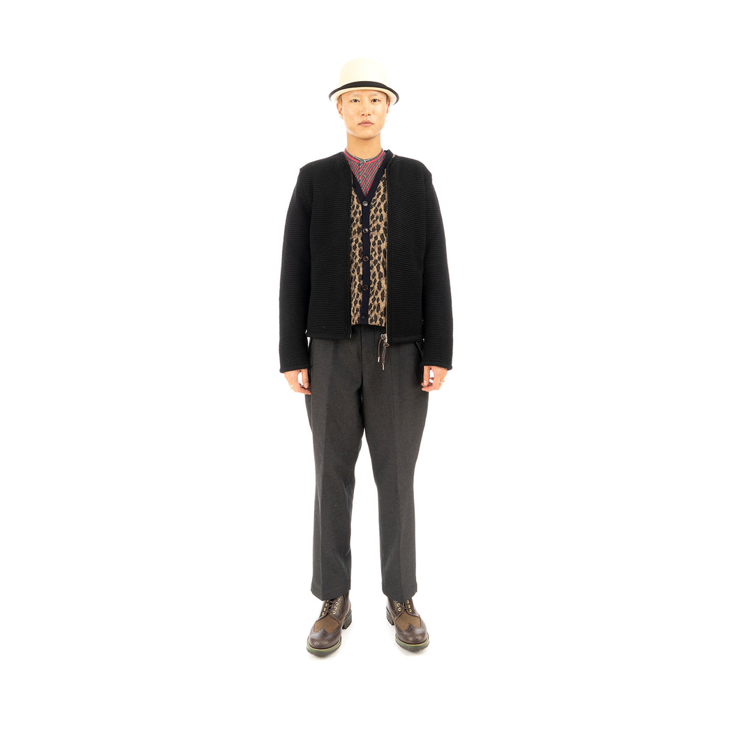Haversack | Cardigan 431123-05 - Concrete