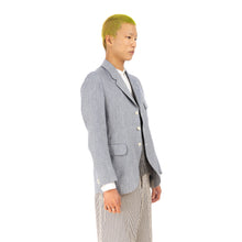 Load image into Gallery viewer, Haversack | Herringbone Jacket 871823-55 - Concrete