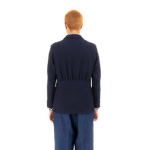Load image into Gallery viewer, Haversack Wool Jacket Navy - 471808/59