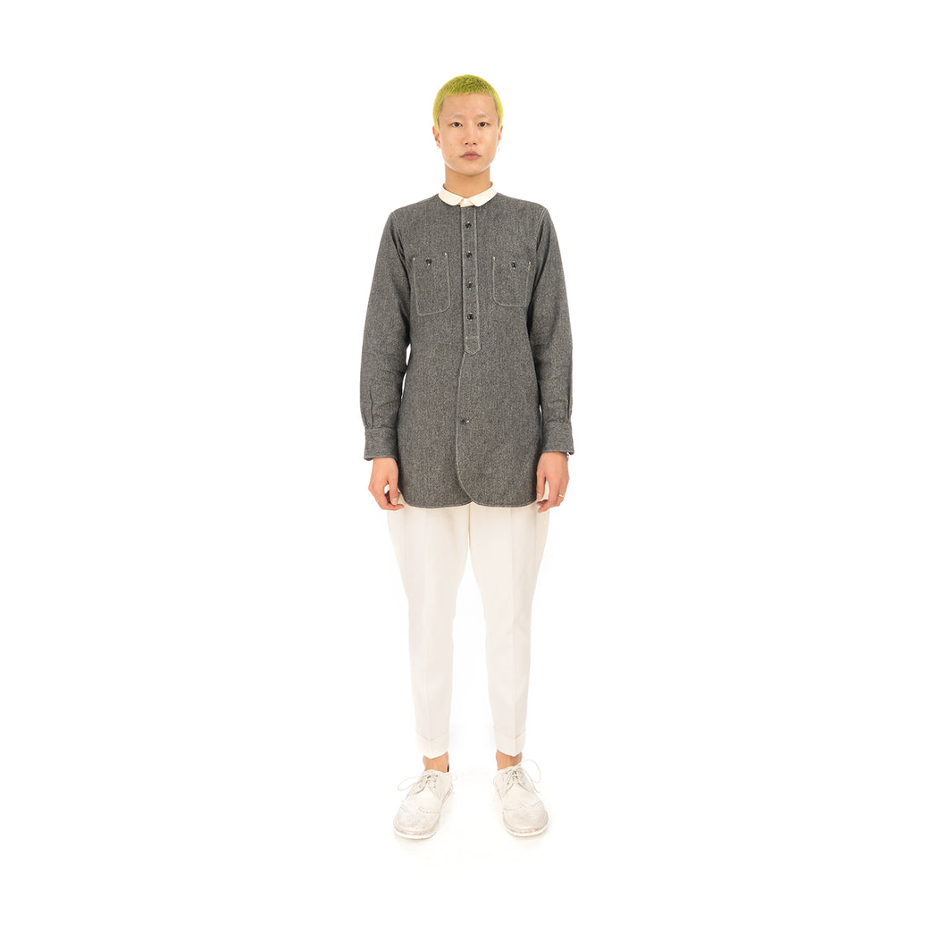 Haversack | Shirt 421120-04 - Concrete