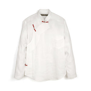 Haversack | Shirt White 821929-1 - Concrete