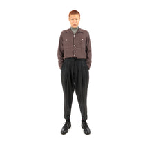 Afbeelding in Gallery-weergave laden, Haversack Trousers Grey Pinstripe - 461907-04