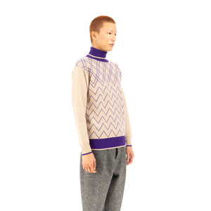 Haversack | Turtleneck 431701-59 - Concrete