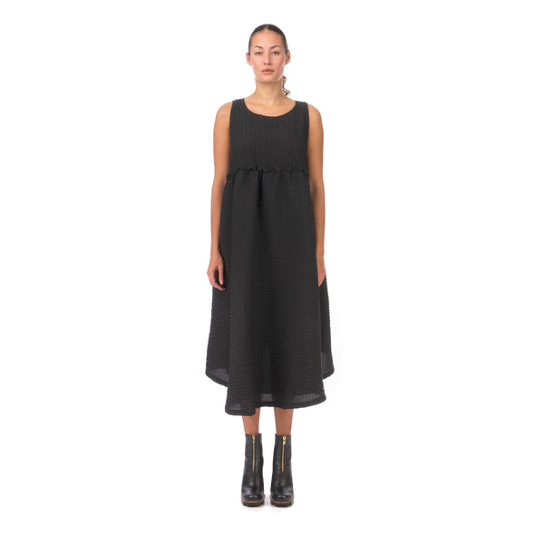 Henrik Vibskov | Fling Dress Black Frills