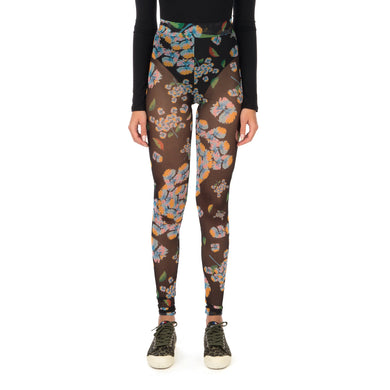 Henrik Vibskov | Pollen Leggings Flower Brush Print