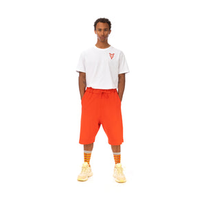 Henrik Vibskov | Hang Sweat Shorts Red