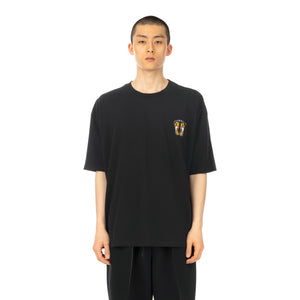 Henrik Vibskov | Little Feet Big T-Shirt Black - Concrete