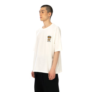 Henrik Vibskov | Little Feet Big T-Shirt White