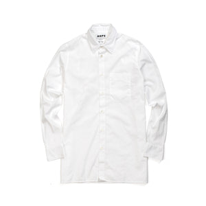 Hope Unisex ACT Shirt White - Concrete