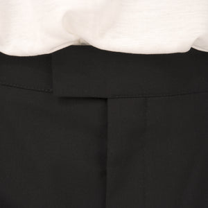 Hope Forty Trouser Black Suit - Concrete