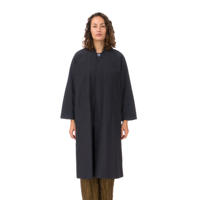 Hope | Biba Coat Dark Navy - Concrete