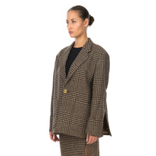 Load image into Gallery viewer, Hope | Icon Blazer Beige Duo Check
