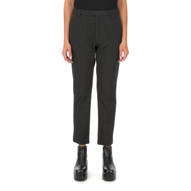 Hope | Krissy Edit Trousers Black Melange - Concrete