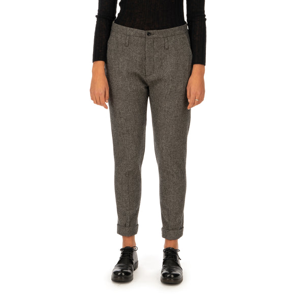 Hope | Law Trousers Charcoal Melange