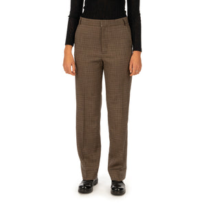 Hope | Keen Trouser Brown Melange