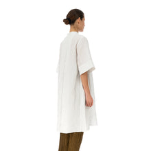 Afbeelding in Gallery-weergave laden, Hope | Field Dress White Stripe