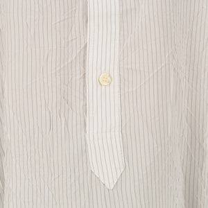 Hope | Field Dress White Stripe