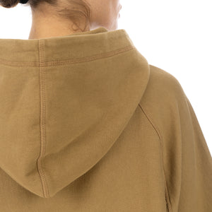 Hope | Layer Hoodie Oak Brown