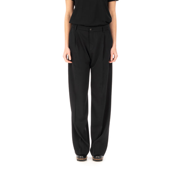 Hope | Soft Trousers Black