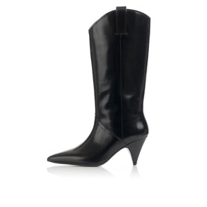 Hope Vulcan Boot Black Polido