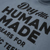 Human Made Hooded Sweatshirt Blue