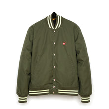Load image into Gallery viewer, Human Made Reversible Jacket Olive Drab - Concrete