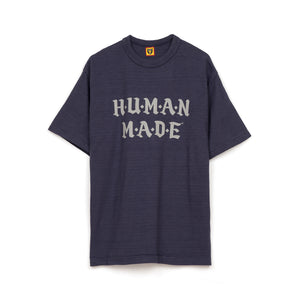 Human Made #1605 T-Shirt Navy - Concrete