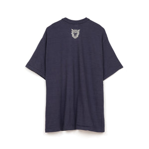 Human Made #1605 T-Shirt Navy