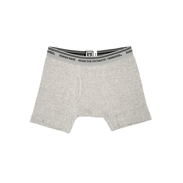 Human Made Boxer Brief Gray