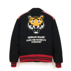 Human Made Varsity Jacket Red