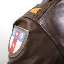 Load image into Gallery viewer, Human Made A-2 Leather Jacket Brown - Concrete