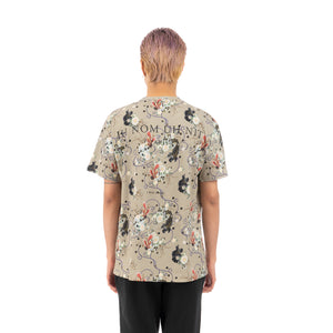 IH NOM UH NIT | Eleven All Over Print T-Shirt Multi