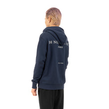 Load image into Gallery viewer, IH NOM UH NIT | Future Archive Hoodie Indigo