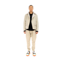 將圖像加載到畫廊查看器中IH NOM UH NIT Short Shearling Jacket Ivory