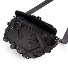 將圖像加載到畫廊查看器中INNERRAUM Object I14 Smartphone Bag Black - Concrete