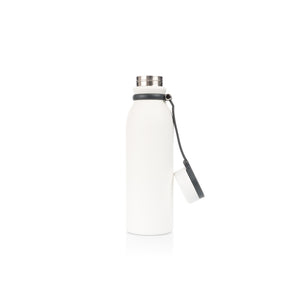 INNERRAUM Object I32 Water Bottle White / Black