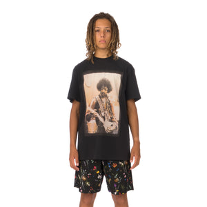 IH NOM UH NIT | Hendrix Bowl T-Shirt Black - Concrete