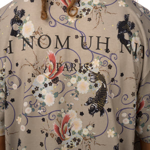 IH NOM UH NIT | Future Archive All Over Print T-Shirt Multi