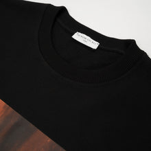 Load image into Gallery viewer, IH NOM UH NIT Closed Print Crewneck Black
