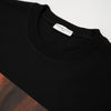 IH NOM UH NIT Closed Print Crewneck Black