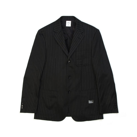 Bedwin 'Michael' 3B Twill Stretch Taylor Jacket Black