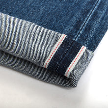 Load image into Gallery viewer, FACETASM | Rib Denim Pant Indigo - Concrete