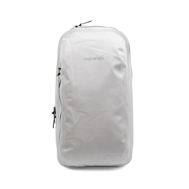 maharishi Day Backpack White - Concrete